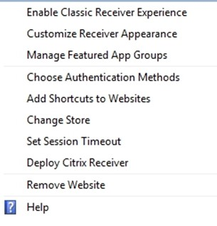 Upgrade to Citrix StoreFront 3 0 and enable HTML5 Citrix